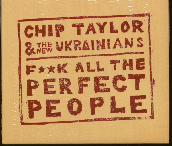 F**k All The Perfect People (CD)