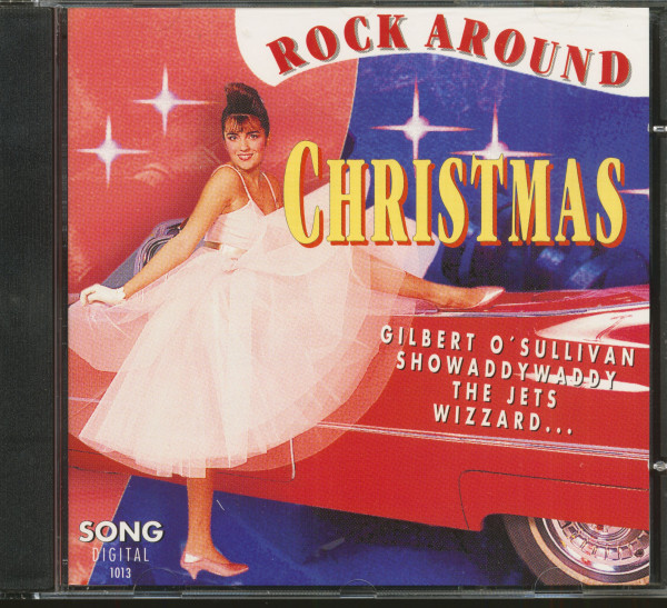 Rock Around Christmas (CD)