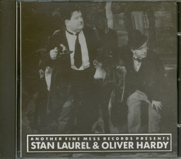 Music and Dialogue from the Laurel & Hardy Film - Way Out West (CD)