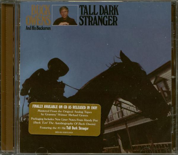 Tall Dark Stranger (CD)