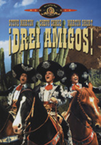 Drei Amigos (2) Komödie