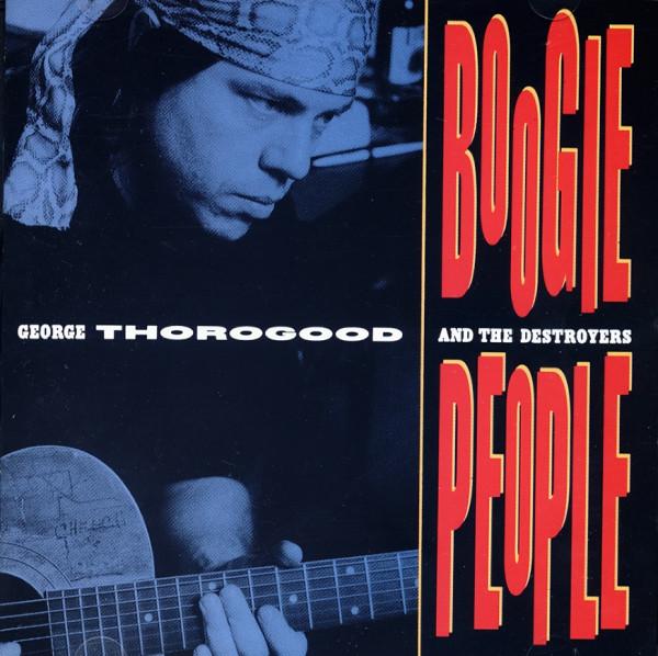 Boogie People (CD Longbox, Cut-Out)