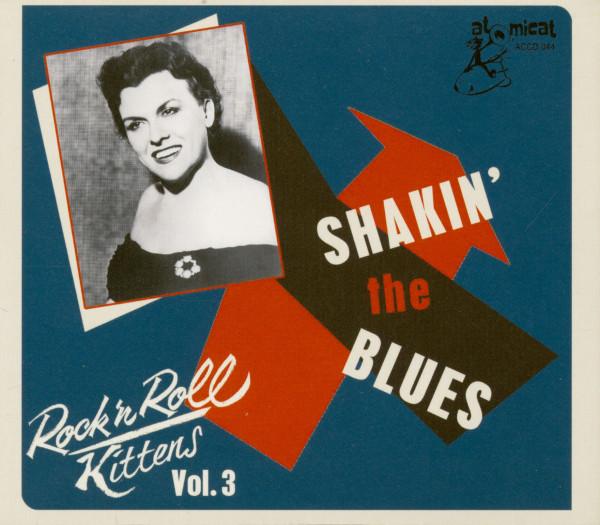 Rock 'N Roll Kittens Vol.3 (CD)