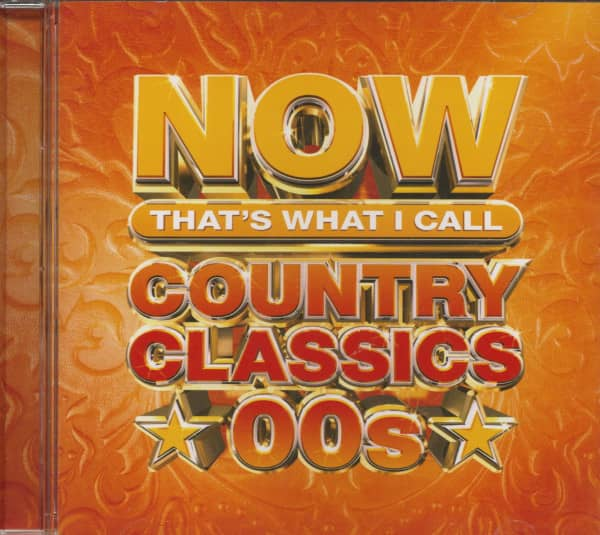 Now That's What I Call Country Classics 00s (CD)