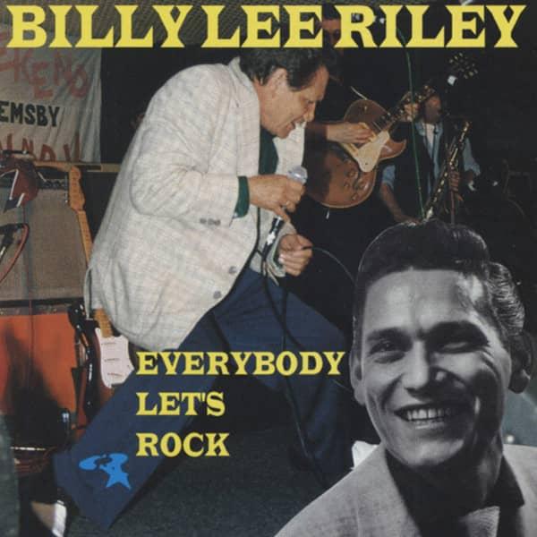 Everybody Let's Rock (Rarities 1956-95)