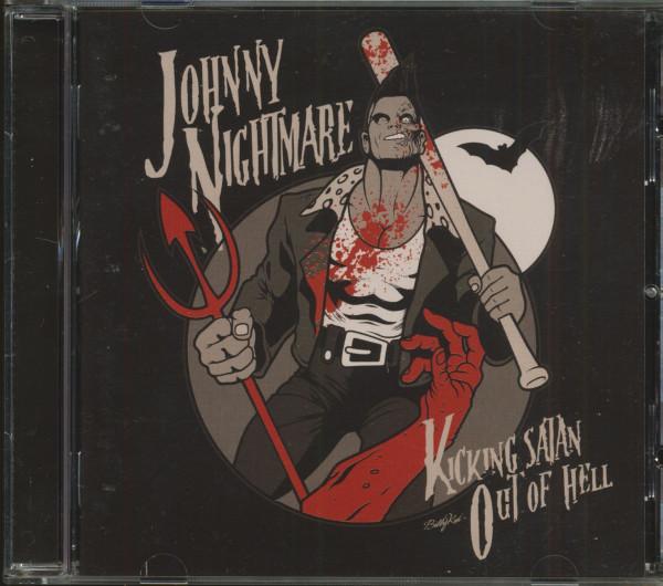 Kicking Satan Out Of Hell (CD)