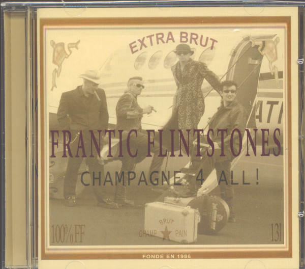 Champagne 4 All! (CD)