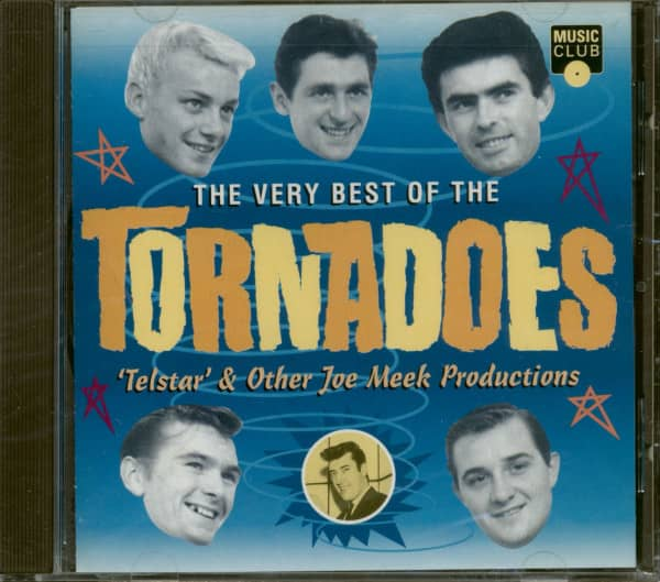 The Very Best Of The Tornadoes - Telstar & Other Joe Meek Productions (CD)