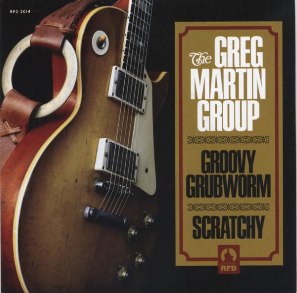 Groovy Grubworm, SCratchy