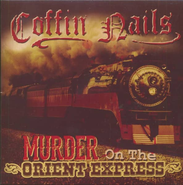 Murder On The Orient Express (EP, 45rpm, PS, SC)