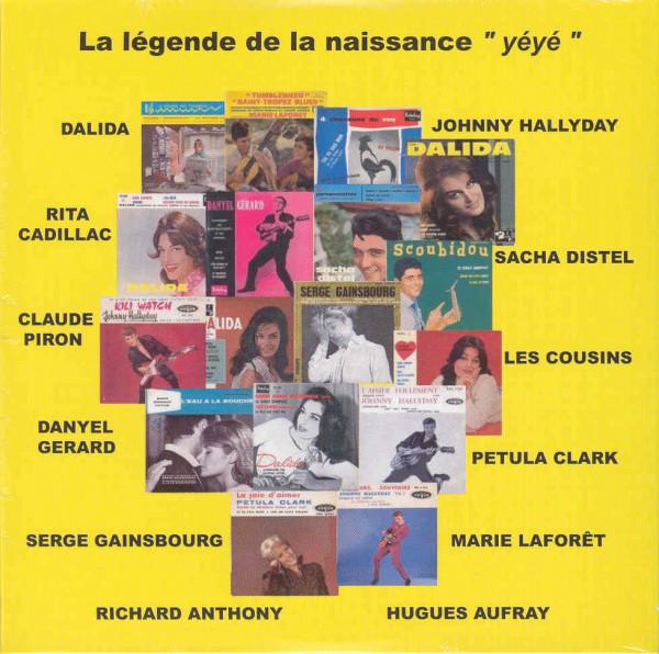 La Legende De La Naissance 60's 'Yeye'
