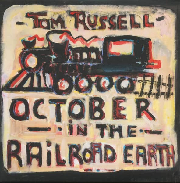 October In The Railroad Earth (LP)