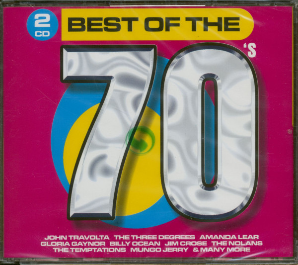 Best Of The 70's (2-CD)
