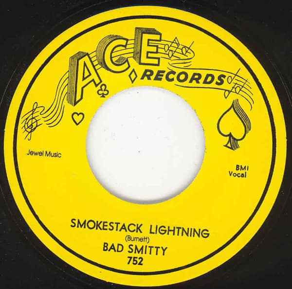 Smokestack Lightning - Walking With... 7inch, 45rpm