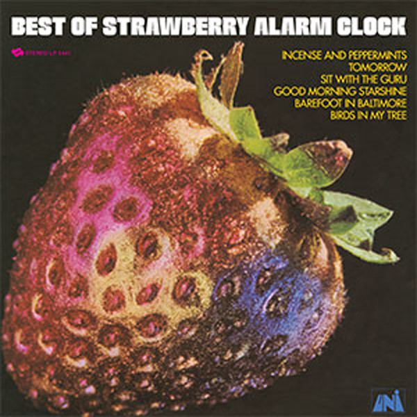 Best Of The Strawberry Alarm Clock 180gr Vinyl