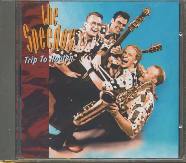 Trip To Houten (CD)