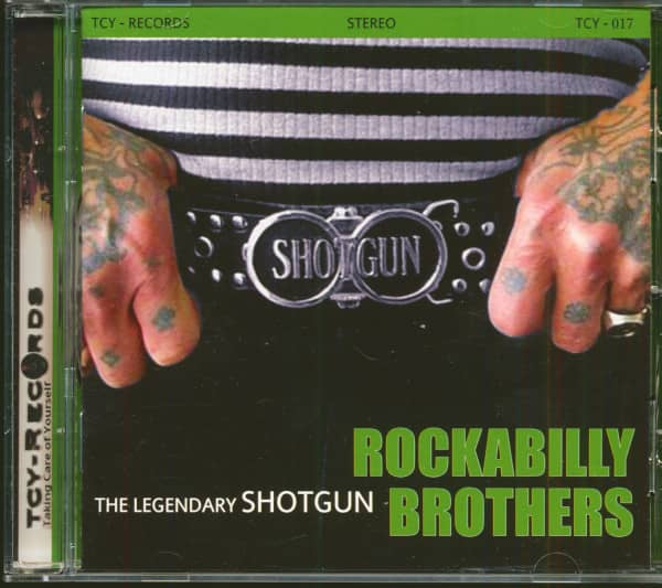 Rockabilly Brothers (CD)
