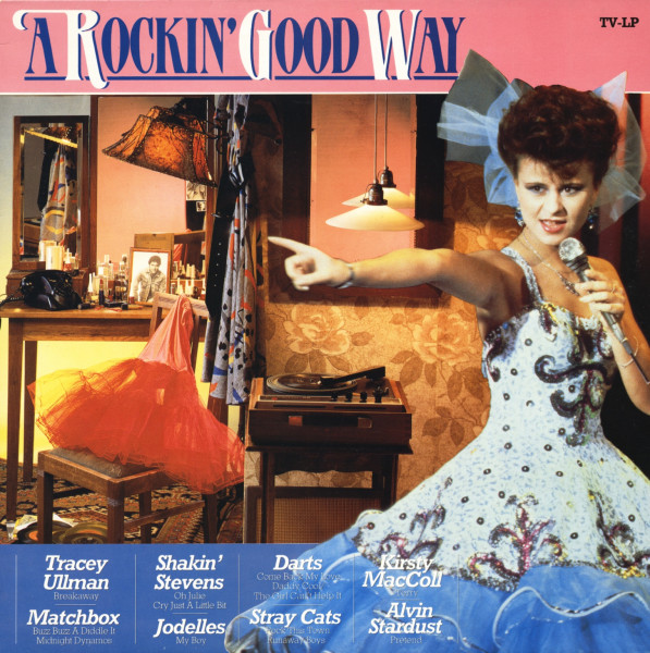A Rockin' Good Way (LP)