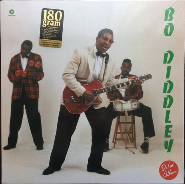 Bo Diddley - Debut Album (LP, 180g Vinyl, Ltd.)