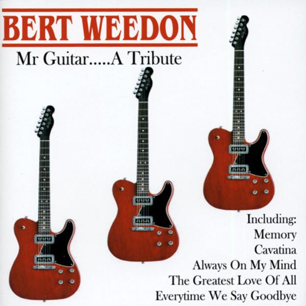 Mr Guitar.....A Tribute (CD)