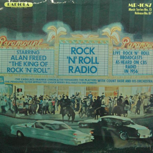 Rock'n Roll Radio - Alan Freed Show On CBS