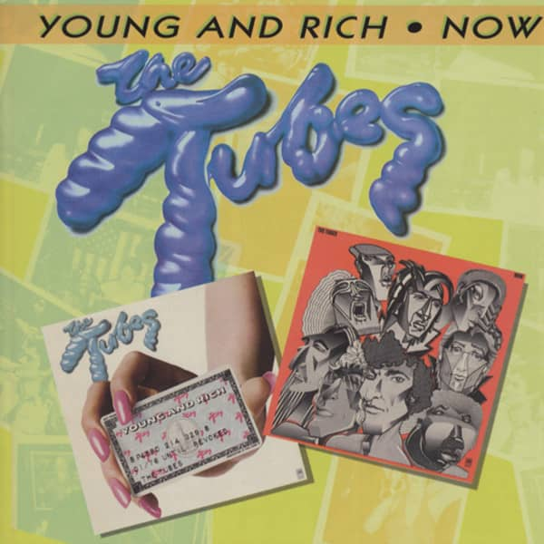 Young & Rich (1976) & Now (1977) (2-CD)