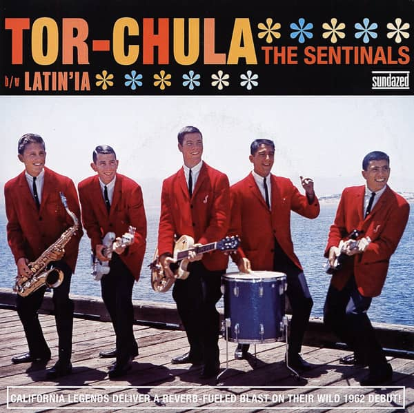 Tor-Chula - Latin'ia 7inch, 45rpm, PS
