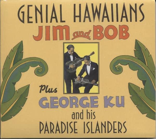 Genial Hawaiians 1932-24