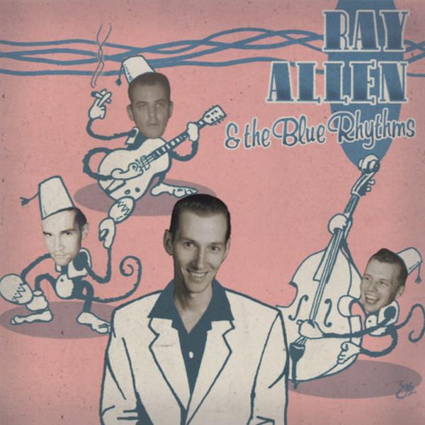 Ray Allen & The Blue Rhythms