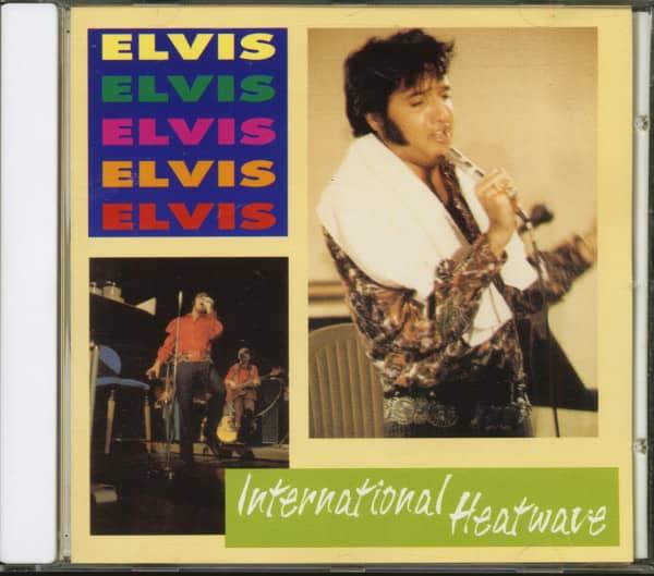 International Heatwave (CD)