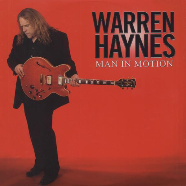 Man In Motion (2-LP)