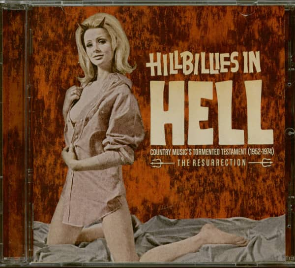 Hillbillies In Hell Vol.3 - The Resurrection (CD)
