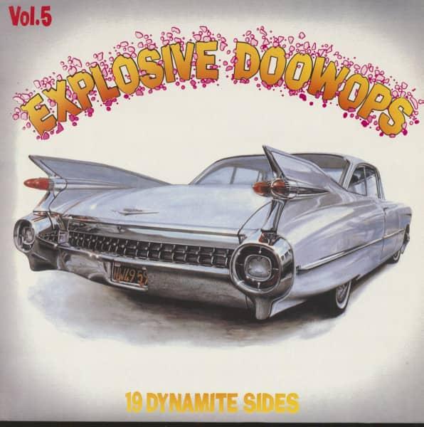 Explosive DooWops Vol.5 (LP)
