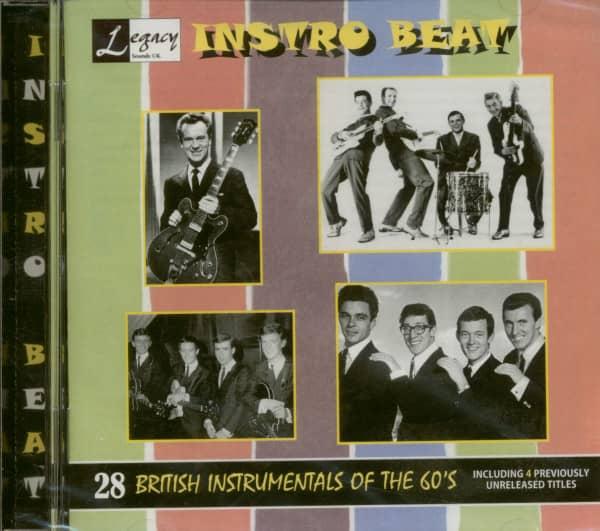 Instro Beat - 28 British Instrumentals Of The 60's (CD)