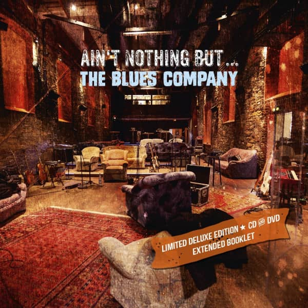 Ain't Nothing But ... (CD-DVD)