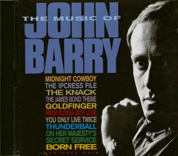 The Music Of John Barry (CD)