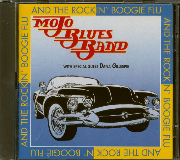 And The Rockin' Boogie Flu (CD)