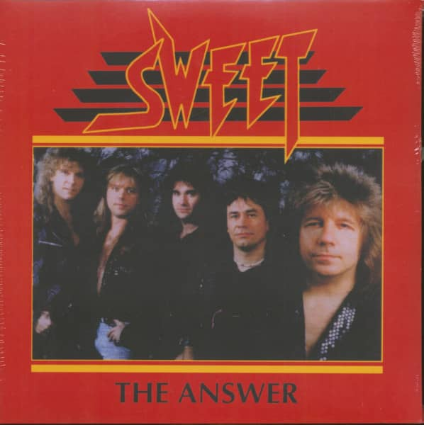 The Answer (2-LP)