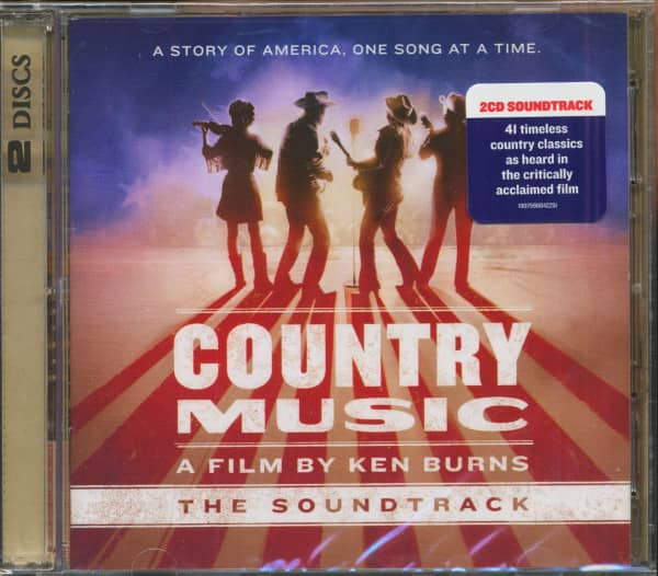 Country Music - A Film By Ken Burns - The Soundtrack (2-CD)