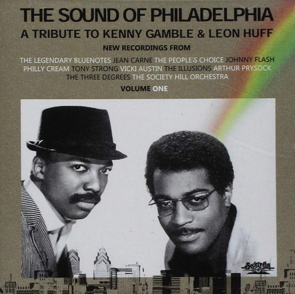 The Sound of Philadelphia: A Tribute to Kenny Gamble and Leon Huff Vol.1(CD)