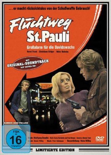 Fluchtweg St. Pauli (DVD + CD)