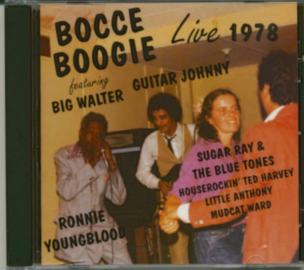 Bocce Boogie (CD)