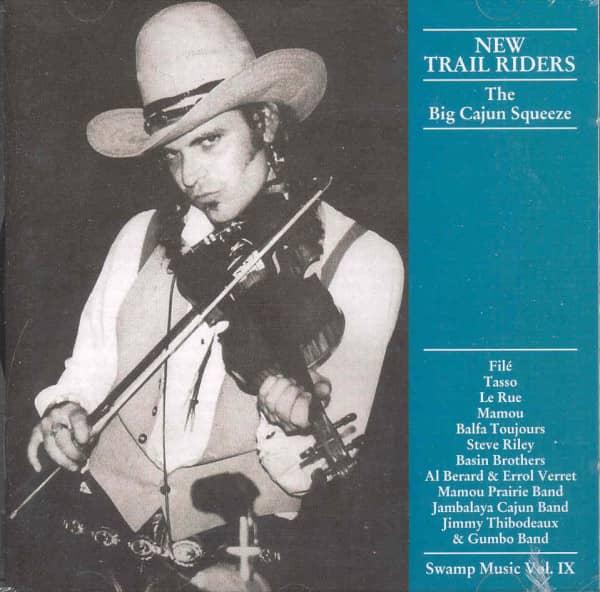 Vol.9, Swamp Music - New Trail Riders