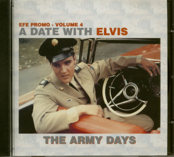 A Date With Elvis - The Army Days (CD)