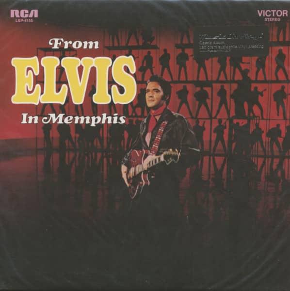 From Elvis In Memphis (LP, 180g Vinyl)