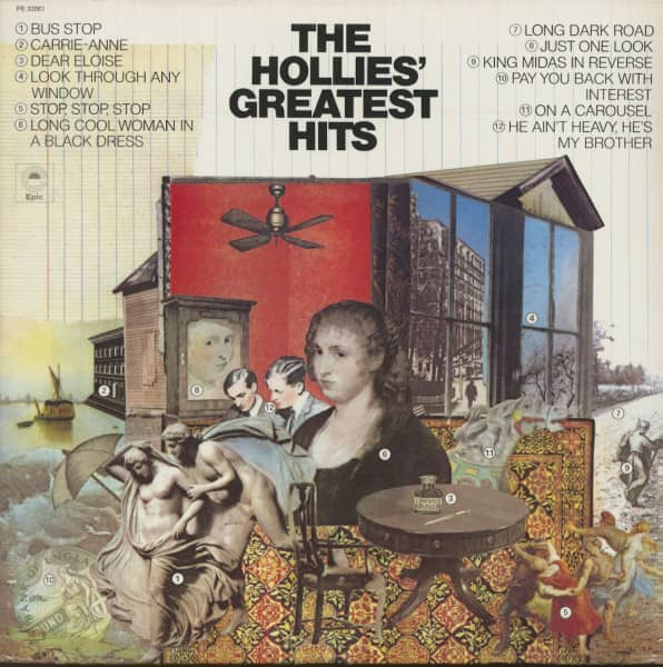 The Hollies' Greatest Hits (LP)
