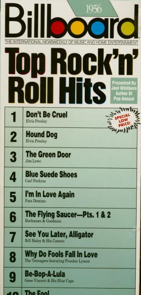 Billboard Top Rock'n'Roll Hits 1956 (CD)