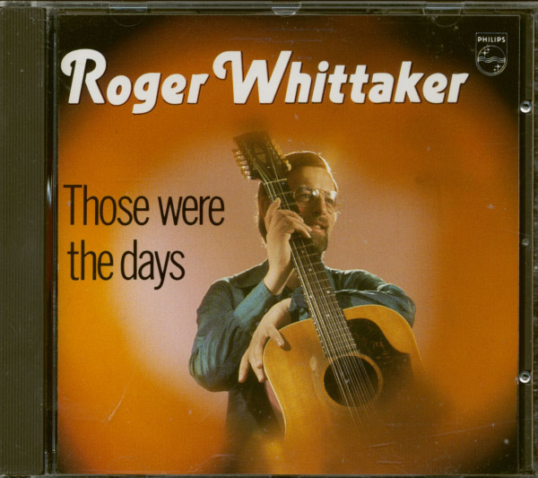Those Were The Days (CD)