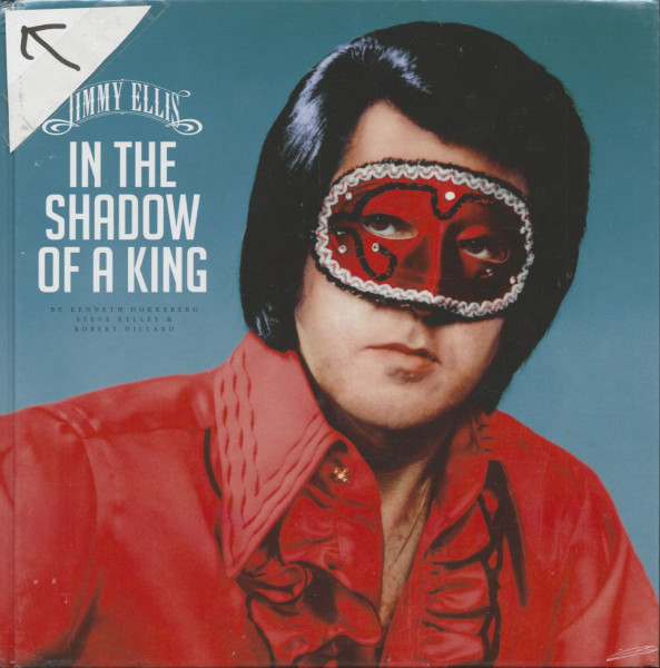 Jimmy Ellis - In The Shadow Of A King (Book+CD)
