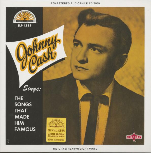 The Songs That Made Him Famous (LP, 180g Vinyl, Ltd.)